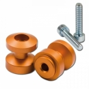 Bobbin s, MP, M6, elox., orange, Ø=24,5mm, VPE = 2 Stück...