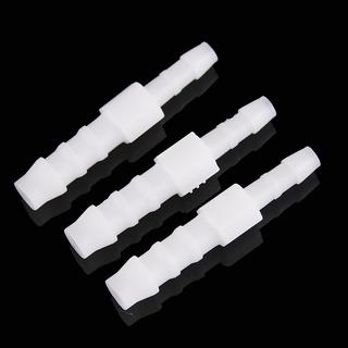 Form 5mm weiß Schlauchverbinder 2 Stück Benzinschlauchverbinder Y